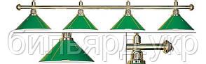 Лампа Evergreen 4 плафона