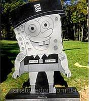 Памятники для детей Губка Боб