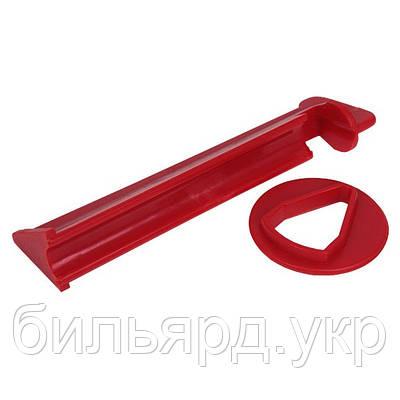 Фиксатор для наклейки Cue Clamp PVC