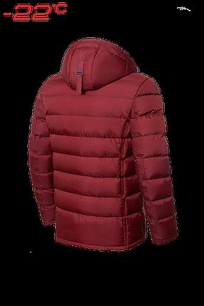 Мужская стильная красная зимняя куртка (р. 46-56) арт. 1995, фото 2