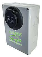 Домашнее зарядное устройство для электромобилей (Type2, Mennekes), эконом