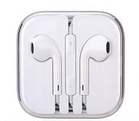 Наушники EarPods для Apple iPhone 5, копия
