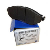 Колодки тормозные на Nexia / Нексия передние 14, 96405129