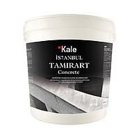 TamirART Concrete W штукатурка Marmorino с эффектом бетона, белый, сухой 20 кг