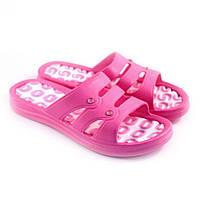 Пляжные тапочки женские ЕВА Progres 121 розовый