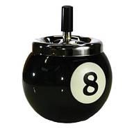 Пепельница - шар №8