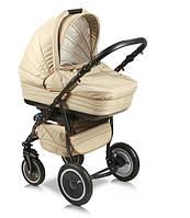 Детская коляска универсальная 2 в 1 Ammi Ajax Group Sonet Cream