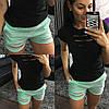 Шорты женские для спорта и повседневной носки