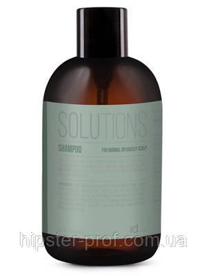 Шампунь для нормальной и жирной кожи головы IdHair Solutions №1 100 ml