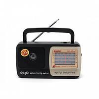 Радиоприемник KIPO KB-408AC АМ/FM/TV/SW1-2