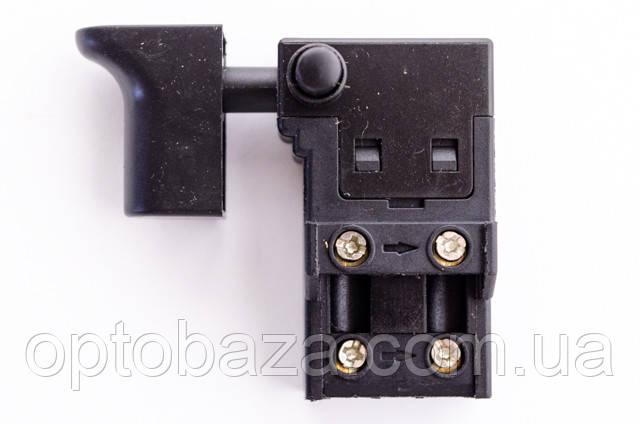 Кнопка для перфоратора (бочковый) c фиксатором