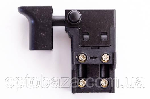 Кнопка для перфоратора (бочковый) c фиксатором, фото 2