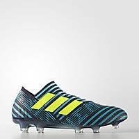 Бутсы adidas Nemeziz 17+ 360 Agility FG (Артикул: BB3677)