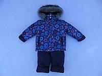 Зимний комбинезон для мальчика 104 см, 110 см, 116 см