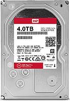 HDD 4TB 7200 SATA3 3.5 WD Red Pro WD4002FFWX
