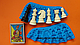 """Силиконовый молд 3Д """"Шахматные фигуры"""", фото 2"""