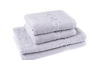 Банные полотенца (50х90см) махровые ИНДИЯ, 100% хлопок
