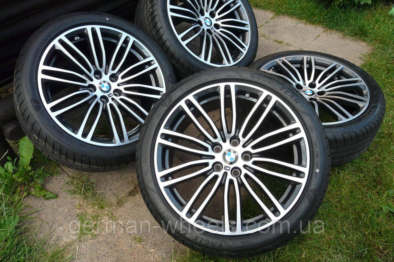19 оригинальные колеса диски на BMW 5M/// G30/G31, style 664