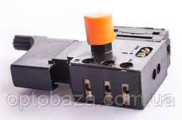 Кнопка для дрели Фиолент (3,5 А) c реверсом, фото 3