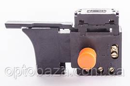 Кнопка для дрели Фиолент (3,5 А) c реверсом, фото 2