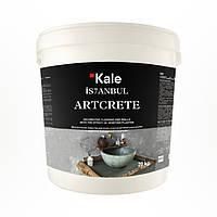 Декоративная штукатурка для пола и стен микроцемент ARTCRETE 20 кг
