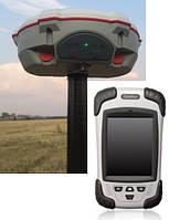 GNSS приемник ComNav T300 RTK GSM + контроллер R100+Surv CE