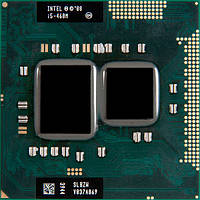 Процессор S-G1 Intel i5-460M 2.53-2.80GHz 3MB SLBZW