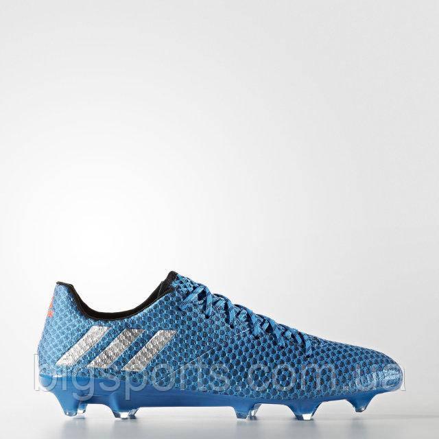 Бутсы футбольные Adidas Messi 16.1 FG (арт. AQ3109)