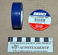 Изолента синяя ABRO ET-912 blue
