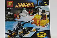 """Конструктор Bela Super Heroes """"Пингвин даёт отпор"""" 136 деталей"""