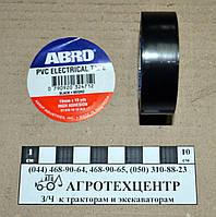 Изолента черная ABRO ET-912 black