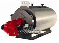 Промышленный газовый трехходовой жаротрубный котел Колви 5000Т