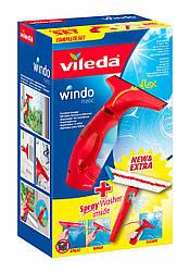Vileda Windomatic (вакуумний очищувач для скла)