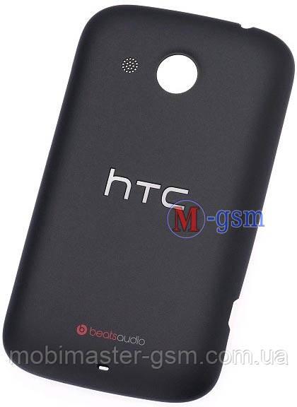 Задняя крышка HTC Desire C A320e черная