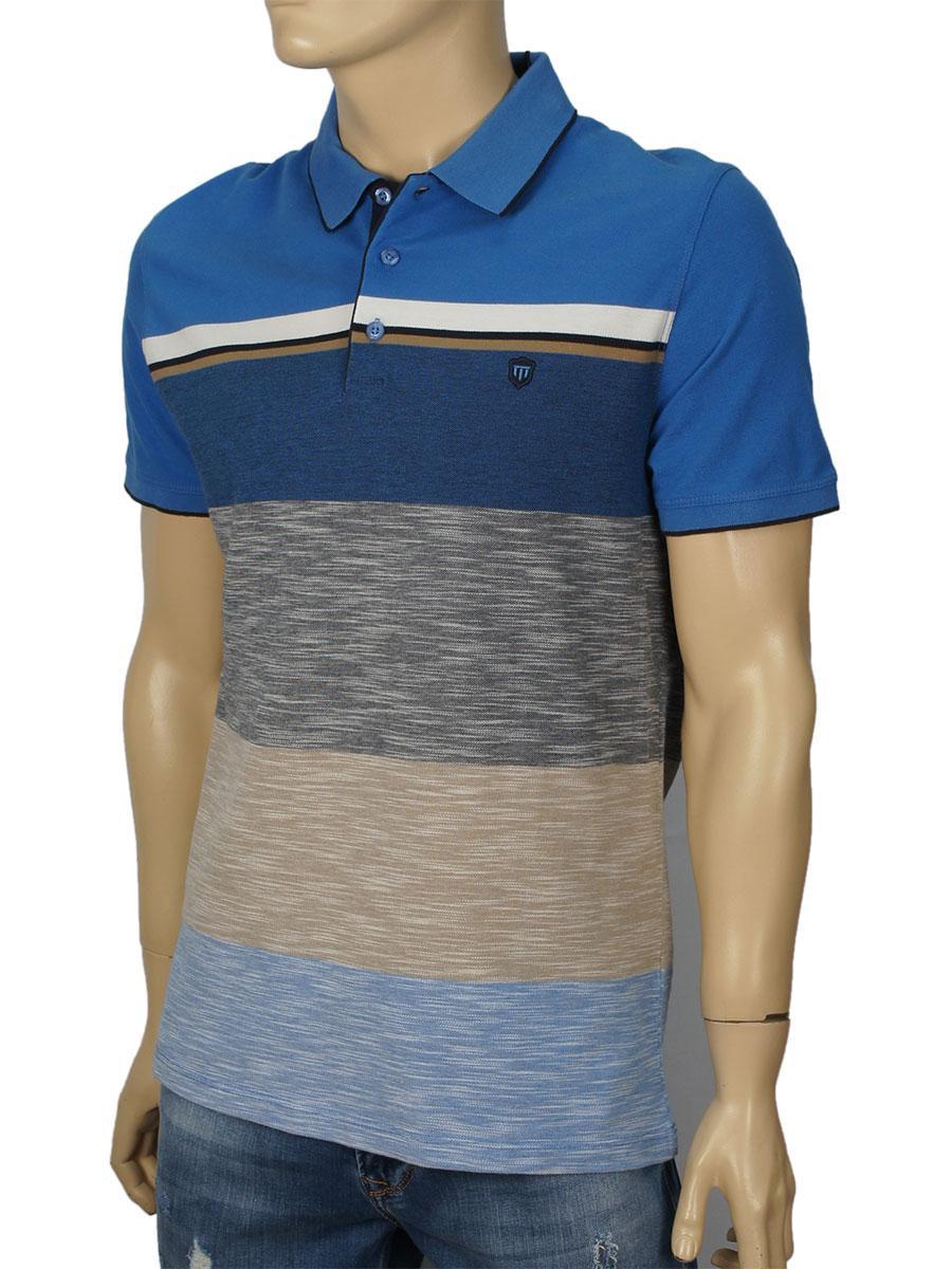 703eff0a1ae Тенниска мужская Tony Montana RPL-1001 - Магазин мужской одежды