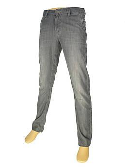 Мужские джинсы Differ E-2265 SP.NO 0220 серого цвета