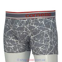 Боксеры Cornette  мужские комбинированные 0240 Н комб.
