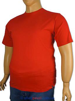 Футболка мужская Imako M:ALEKSANDER В красная больших размеров