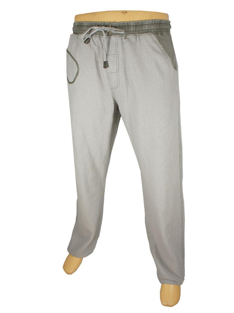 Мужские джинсы C C0136 NC82 серого цвета