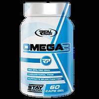 Real Pharm Omega 3 1000 mg 60 softgels реал фарм омега
