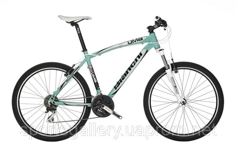 Велосипед горный Bianchi KUMA 4600 Limited Acera V-Brake