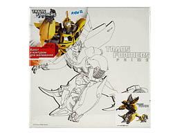 Холст с контуром 25х25 см Transformers-2 /1/24//