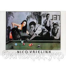 Постер Nico Vrielink 88x61cм