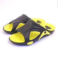 Тапочки резиновые мужские Верта Спорт-2 желтый