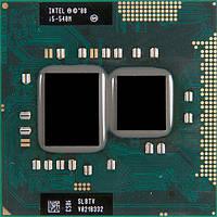 Процессор S-G1 Intel i5-540M SLBTV 2.53-3.06GHz 3MB
