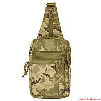 Сумка через плечо для скрытого ношения оружия Travel Extreme ММ-14