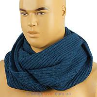 Мужской шарф-снуд Loman арт.Stanley разных цветов