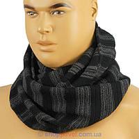 Стильный мужской шарф-снуд Loman арт.Bran