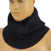 Мужской шарф-снуд AJS 32-546