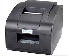 Чековий принтер з автообрезкой Xprinter XP-C58N 58мм USB